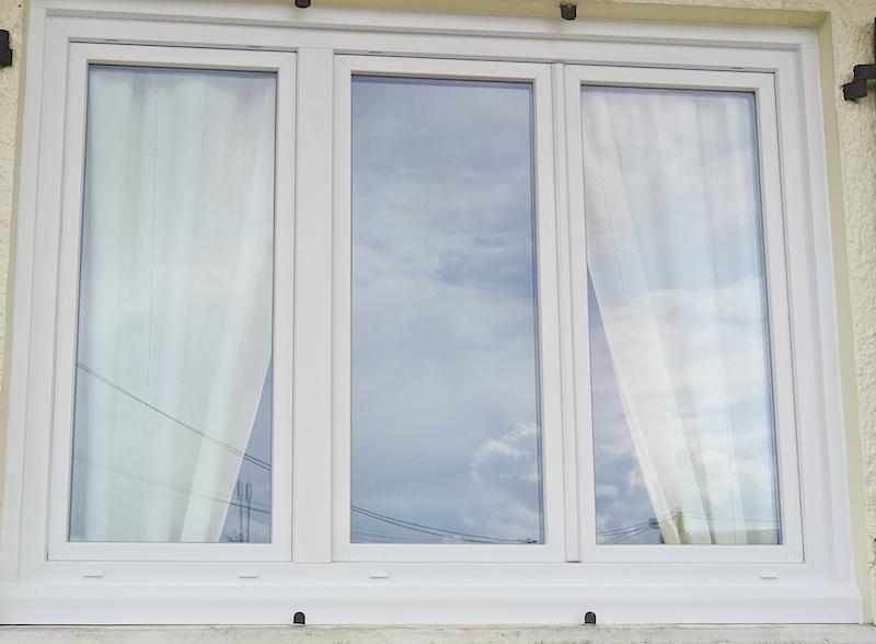Fenêtre PVC 3 battants